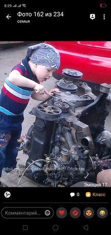 Ремонт двигателя ходовой части и кузовные работ