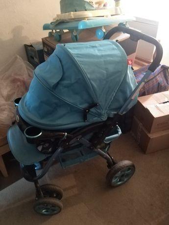 Детский коляска с хорошим состоянием