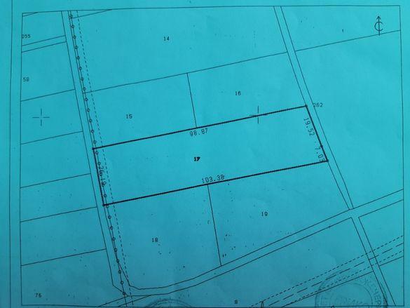 Земеделска земя в.з.Зелин 2646кв.м.
