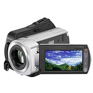 Намаление!Видеокамера- Sony Dcr-sr36 Camcorder 40gb Hard Disc Drive Di