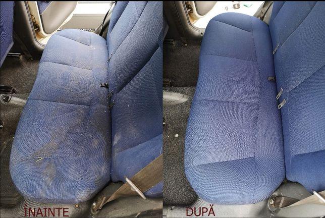 Curatare tapiterii auto,canapele,fotolii,scaune,saltele,covoare