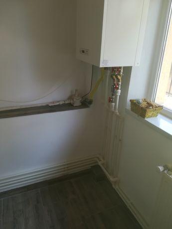 Execut instalati tecnico sanitare, incalziri centrale si gaze.