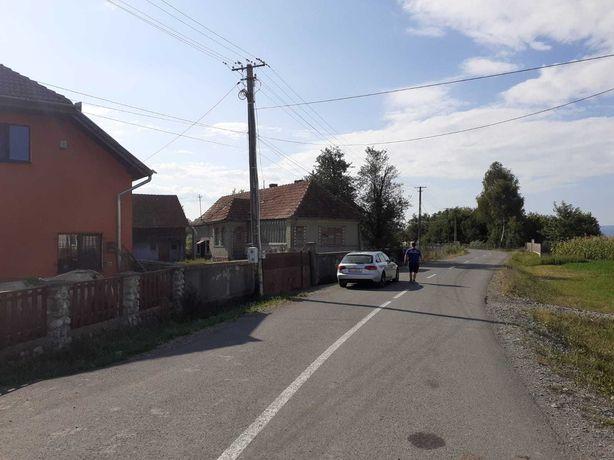 Vănd casă în Lunca Marcuș