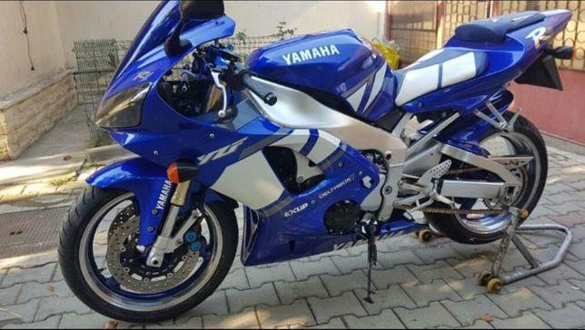 Yamaha R1 YZF, 150cp