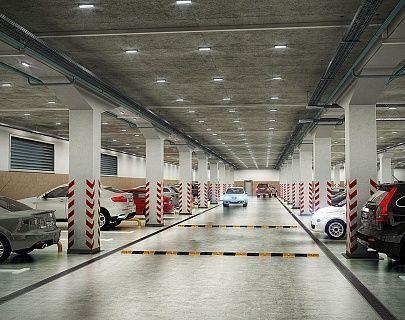 Парковка сдается в аренду в ЖК Премьера крытый паркинг
