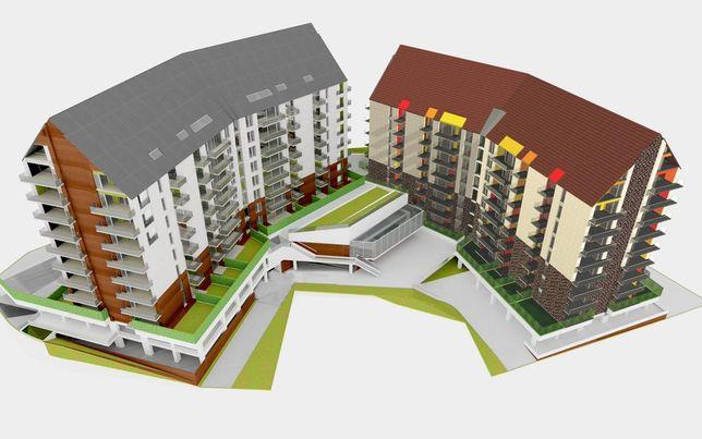 Proiect Imobiliar Sinaia -apartament 1 camera, SPA, Priveliște superba