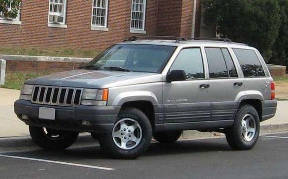 Jeep Grand cherokee 2.5TDI на части 1995