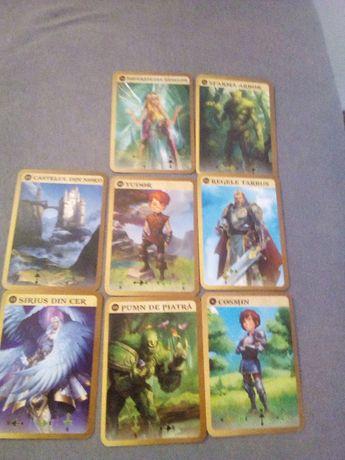26 cartonase Animaterra 3 lumea basmelor