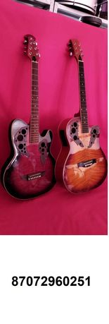 Продам новую электро-акустическую гитару