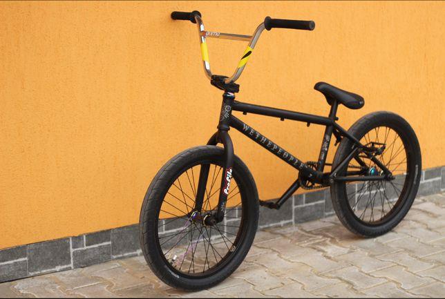 Vand bicicleta bmx