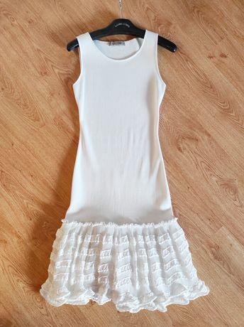 Платье от итальянского дизайнера Valentino.