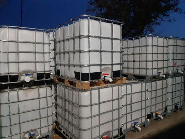 Продам емкость, кубовые бочки, еврокубы по 30 тыс тенге. Астана