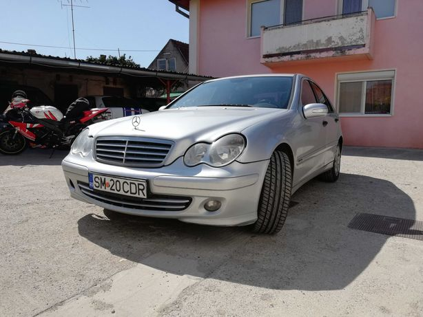 Mercedes_ BENZ C200 CDI 2006