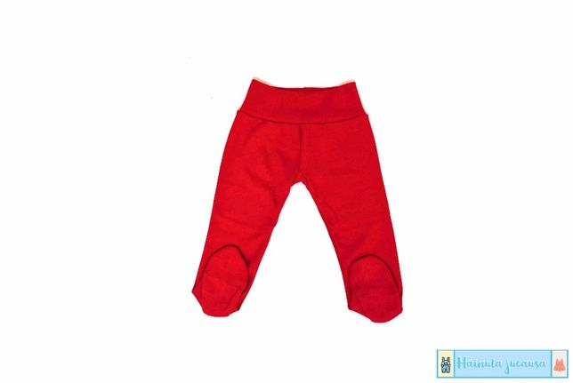 Pantaloni nou nascuti bumbac