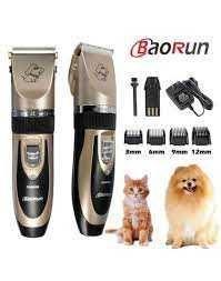 Професионална Безжична машинка за подстригване на кучета, котки и др