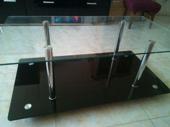 Промоция-Холна стъклена маса