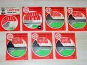 Манчестър Юнайтед оригинални футболни програми 1970,1971,1972 Арсенал