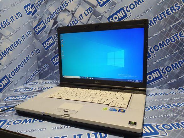 Fujitsu Celsius H700/ 500ГБ/Full HD/ 1920x1080/FX 880M - 1GB/Гаранция.