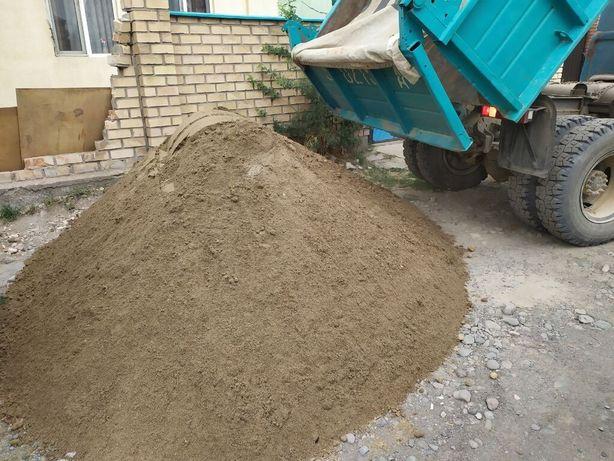 Песок речной!Доставка песка,щебня!