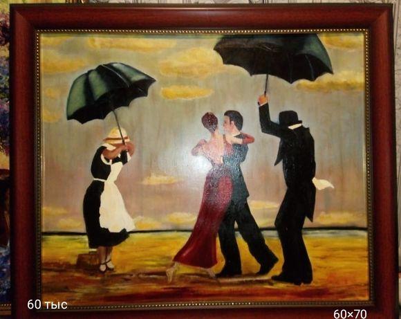 Картина - маслом 60×70