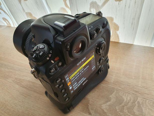 Vand Nikon D800 + Grip
