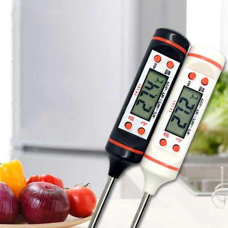 Електронен термометър за месо и течности, Atron TP101