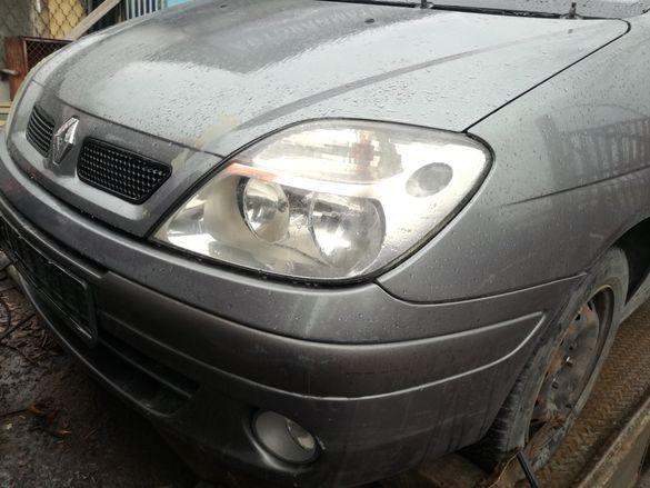 Рено меган сценик 1,8 16v 116кс .03г.Renault Megane Scenic