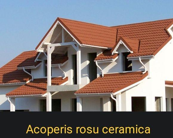 Montaj acoperiș,echipa profesionistă