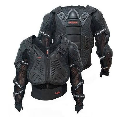 Armura platosa carapace moto enduro protectie protectii corp offroad