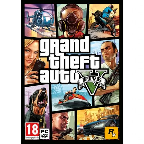 GTA V Premium Edition PC + Cadou