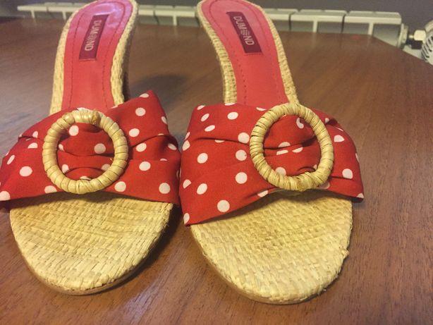 Papuci eleganti Dumond