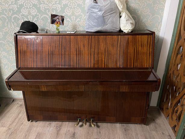 пианино ссср