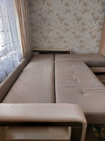Продам угловой раскладной диван