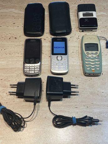 NOKIA lot telefoane - 4 buc.- PRET AVANTAJOS + CADOU - 140 RON