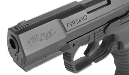 Pistol Walther P99 DAO CO2 - 2Joules airsoft Blowback