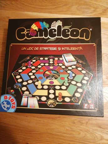Joc de masa cameleon jocuri