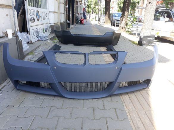 M-tech пакет за BMW E90