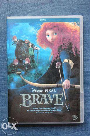 Brave - Neinfricata - DVD desene animate - Dublat limba Romana