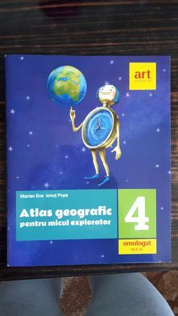 Vand atlas clasele primare NOU