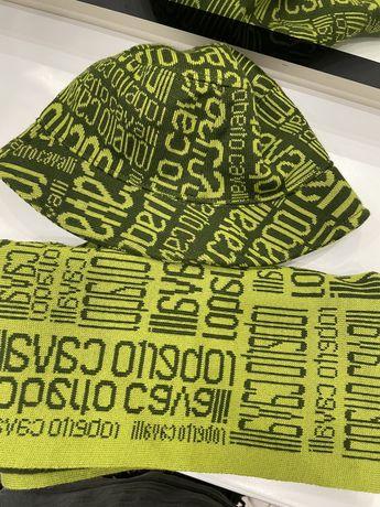 Комплект шапка и шарф Roberto Cavalli
