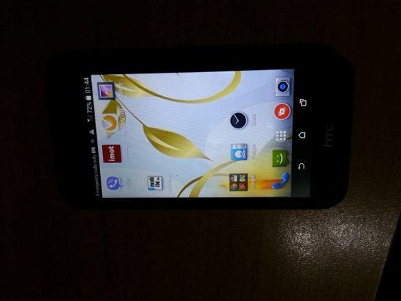 Продавам телефон HTC