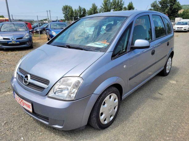 Opel Meriva Euro 4 Carte service