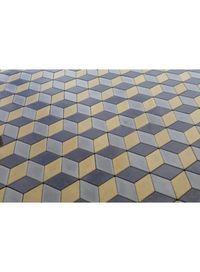 Dale beton Pavele Pavaj curte model romb 3 EuroprodGrup.ro