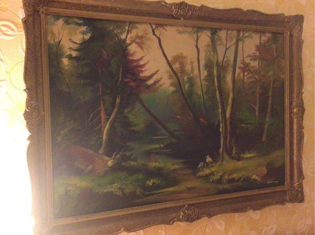 Tablou pictura pe panza