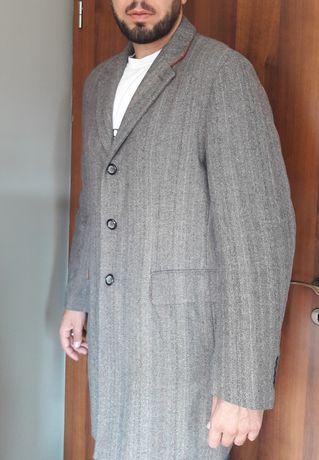 Мъжко палто - много елегантен винтидж стил