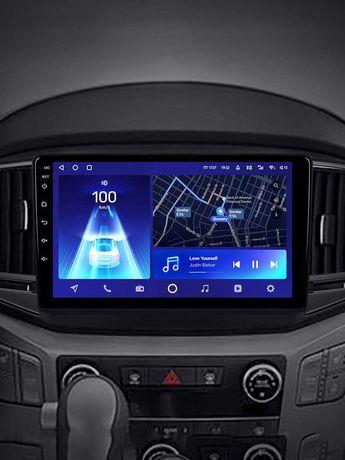 Андроид автомагнитолы Teyes, оригинал. Hyundai H1 2017