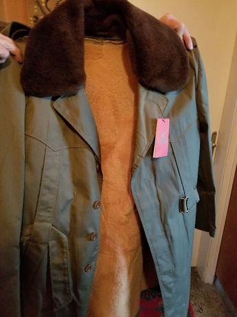 ЗА ЛОВЦИ!!! Продавам нова мъжка военна шуба, камуфлажни ризи и панта