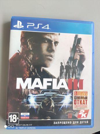 Mafia 3 для пс4.