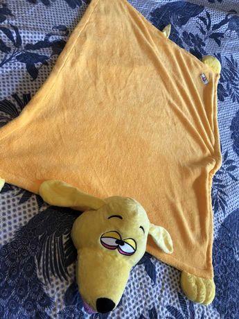 Детско одеяло за гушкане