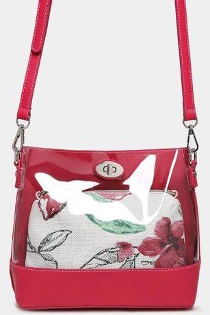Дамска чанта 2в1